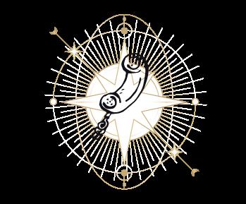 white icon tarot 806